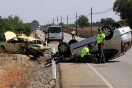Baleares, segunda región donde más aumentan las muertes en carretera, un 22  por ciento
