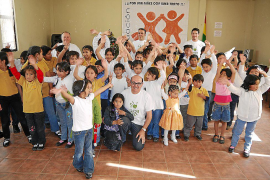 Bolivia, última cita de Ibiza al Desarrollo