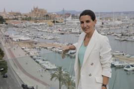 Rocío Monasterio, líder de Vox en Madrid: «Escucho a Prohens y me parece que escucho a una socialista»