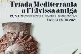 Vila y el MAEF presentan en Madrid Fusión 'Tríada mediterrània: Pa, oli i vi a l'Eivissa Antiga'