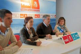 PSOE-Pacte pide «un gran acuerdo» para mejorar el modelo turístico y el urbanismo de Sant Antoni