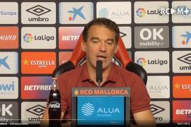 Luis García Plaza: «Hacía mucho tiempo que no disfrutaba tanto con un equipo»