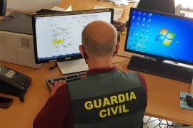 La Guardia Civil desmantela una organización responsable de estafas en Internet