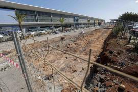 El PP denuncia la falta de previsión de las obras del aeropuerto de Ibiza