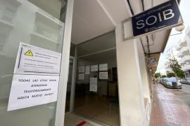 La demanda de empleo del SOIB se tiene que renovar personalmente desde junio