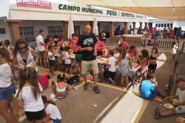 Casi 600 inscritos en las Escuelas de Verano de Santa Eulària