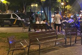 El Govern reforzará la vigilancia para perseguir botellones tras el fin del toque de queda