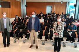 El Consell da la bienvenida a 32 nuevos trabajadores del SOIB Reactiva 2020