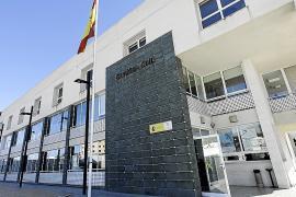 Anulan la sanción a un guardia civil acusado de colar a un pasajero en el aeropuerto de Ibiza