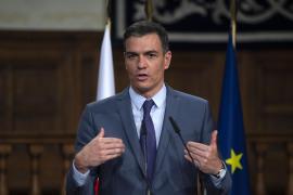 """Sánchez: Es """"inaceptable"""" que Marruecos no respete las fronteras por desavenencias en política exterior"""