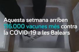 La vacunación de los ciudadanos de entre 40 a 44 años comenzará a mediados de junio