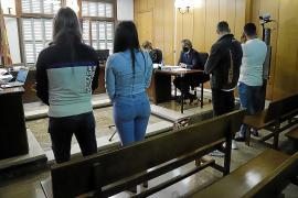 Apenas media docena de okupas han sido condenados a prisión en Baleares