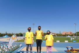 Grandes resultados de los atletas de ADDIF en el Campeonato de España de Atletismo de Albacete