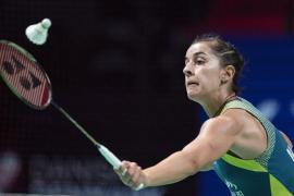 Carolina Marín sufre otra grave lesión y no estará en los Juegos Olímpicos