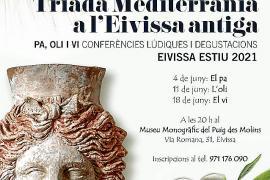 El MAEF relaciona el patrimonio arqueológico con el pan, el aceite y el vino