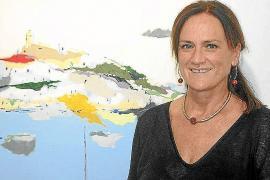 Diana Bustamante llega a Madrid con 'Des de la mar'