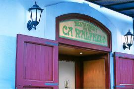 Experimenta la mejor cocina ibicenca en el histórico restaurante Ca n'Alfredo