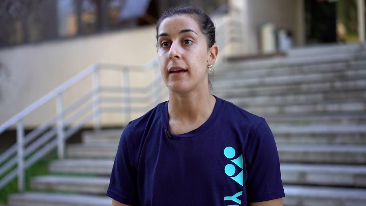 Carolina Marín sufre otra grave lesión de rodilla y no estará en los Juegos Olímpicos