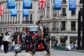 El avance de las variantes mantiene a Reino Unido en la lista europea de países con restricciones