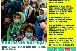 SOS Refugiados lanza una nueva campaña de recogida de material para los campos de Grecia