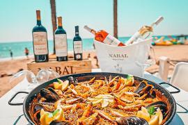Los mejores arroces y pescados frescos a la orilla de Platja d'en Bossa