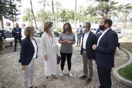 Balears recibirá 230 millones para la transición energética y 19 para Cabrera