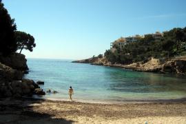 Cala de Bendinat en Mallorca