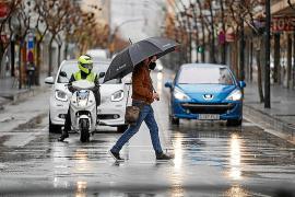 Formentera registra un 131% más de precipitaciones de lo normal