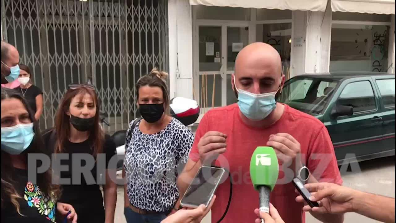 Publicado el decreto de Sant Josep que da tres días a los vecinos del Don Pepe para abandonar sus casas