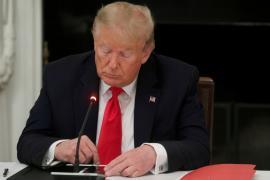 Donald Trump es expulsado oficialmente de Facebook e Instagram durante dos años