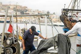 El mundo de la pesca, en huelga