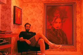 La Soho Gallery se tiñe de rojo para el «renacer» de Carlos Prieto