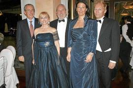 Nochevieja en el hotel Melià Victoria