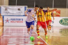 El Palma Futsal deja escapar la victoria en Zaragoza