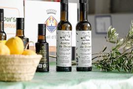 Degustación de aceites con denominación de origen protegida