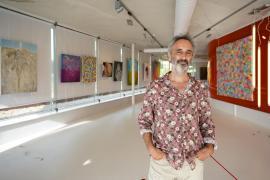 La exposición 'El cielo en la tierra', de Manuel Rodríguez, en imágenes.