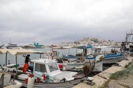Nuestros pescadores profesionales agonizan