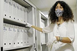 Parlament balear: del telegrama de papel a las redes sociales