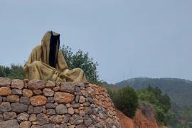 Guardián del tiempo en Cala Sant Vicent