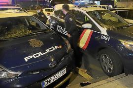 Detenido por arrancarle un trozo de oreja de un mordisco a un hombre tras una discusión en Palma