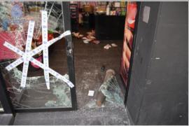 Cae el ladrón del bolardo tras una oleada de ocho robos en Ibiza