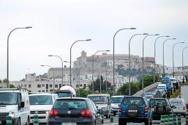 Ibiza registró en 2020 mínimos históricos de gases contaminantes