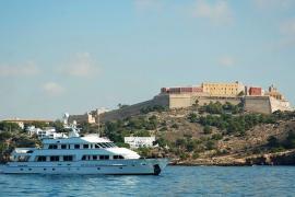 Ibiza se promociona en Denia como ciudad patrimonial