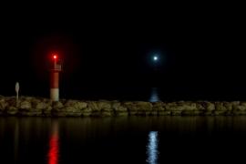 Faros en Portopetro