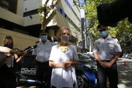 Baleares contará con 300 agentes más para la 'operación Verano'