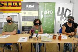 El STEI denuncia la preocupante pérdida de profesorado en Ibiza y Formentera