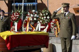 Rajoy no acude al funeral del sargento fallecido en Afganistán