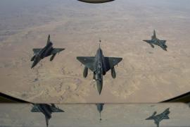 La aviación francesa golpea objetivos salafistas en el norte de Mali