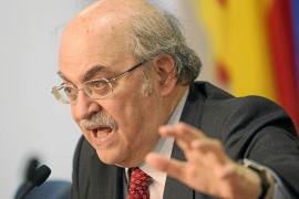 Mas-Colell: «Si el Gobierno propone el pacto fiscal, nos lo miraremos»