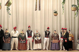 Exhibición de tradición